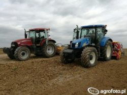 Ciągnik New Holland Case IH