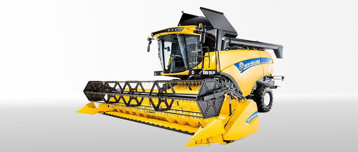 kombajny new holland CX5 CX6
