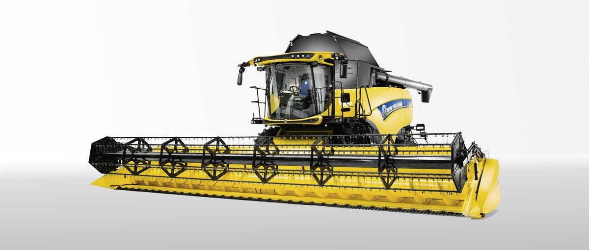 kombajny new holland CX7 CX8