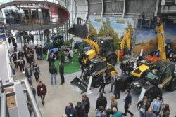 New Holland ladowarki Agrotech 2019
