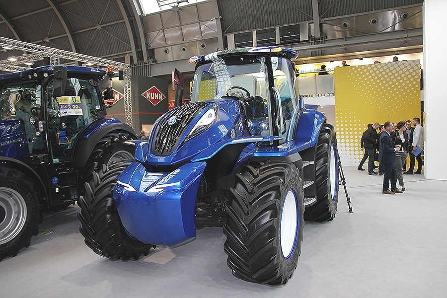 Methane Power New Holland